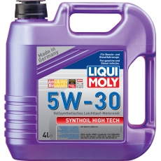 Масло моторное LIQUI-MOLY High Tech 5W30 4л HC- синт LM9076