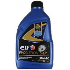 Масло моторное ELF Evolution 900 SXR 5W40 1л синтетика